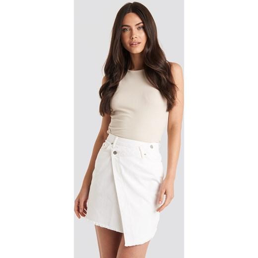 piękny Spódnica NA-KD mini Odzież Damska MY Spódnice HLFU