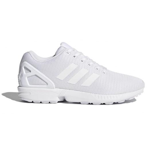 sprzedaż Buty sportowe męskie Adidas zx flux wiązane Buty