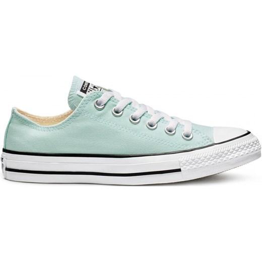 Klasyczny Vans Slip On True Blue Biały płaskie buty