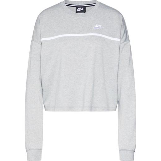 Biała bluza damska Nike Sportswear casual krótka Odzież