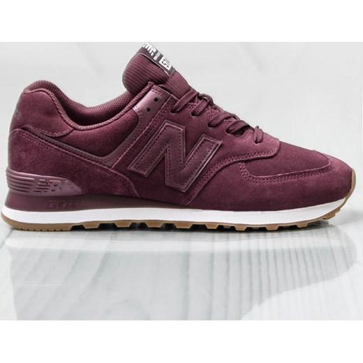 duża zniżka butik wyprzedażowy buty na tanie Buty sportowe męskie New Balance new 575 sznurowane - www ...