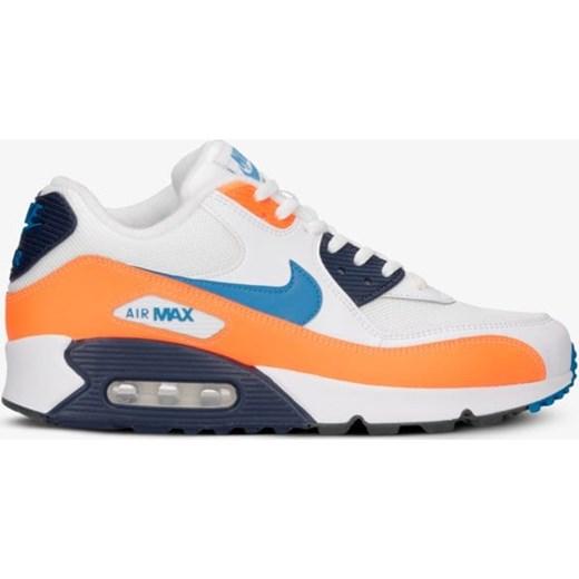 Wielokolorowe buty sportowe męskie Nike air max 91 sznurowane
