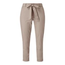 a38251f9 Spodnie damskie Esprit z bawełny gładkie