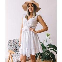 17215b12 Sukienki koronkowe, lato 2019 w Domodi