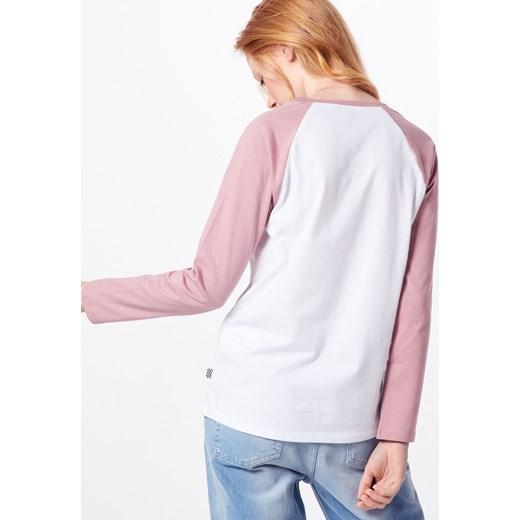 Vans bluzka damska wielokolorowa z okrągłym dekoltem Odzież