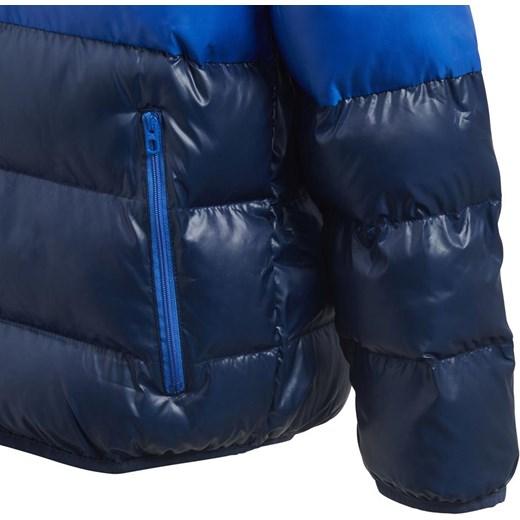 Kurtka chłopięca Adidas Odzież Dziecięca MC niebieski Kurtki