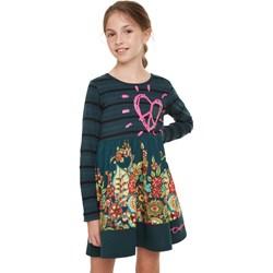 26cce61e Sukienka dziewczęca Desigual