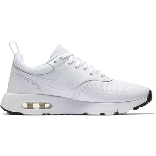 Buty sportowe damskie Nike do biegania na platformie białe młodzieżowe