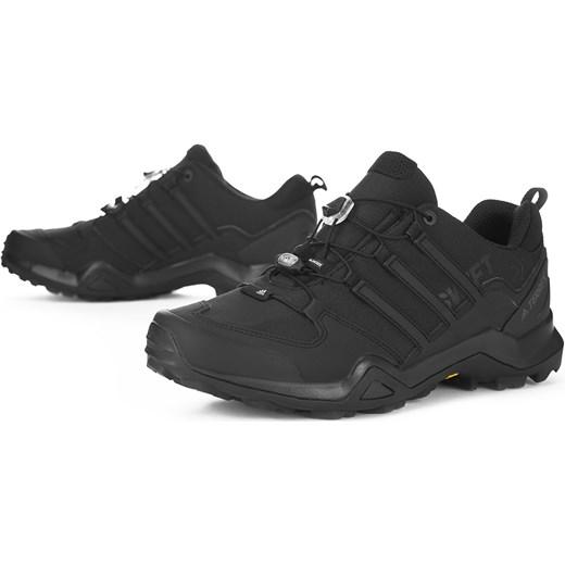 Adidas buty sportowe męskie terrex czarne na wiosnę