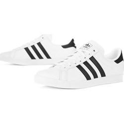 1b118de82282be Trampki męskie Adidas białe sznurowane sportowe
