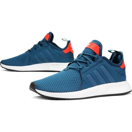 Adidas buty sportowe damskie x_plr gładkie niebieskie