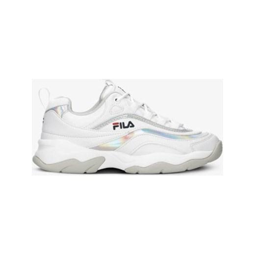 sprzedaż Buty sportowe damskie Fila bez wzorów wiązane Buty