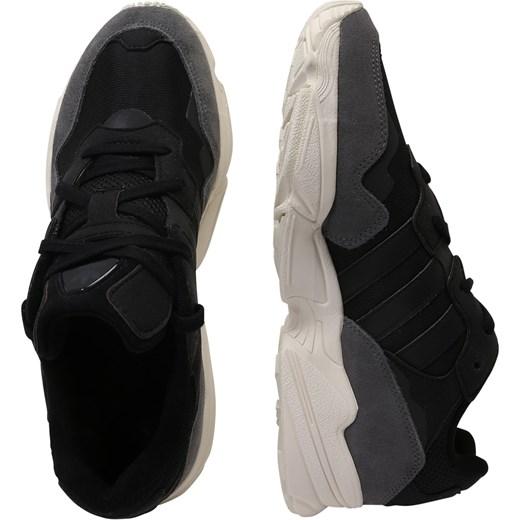 Buty sportowe męskie Adidas Originals sznurowane zamszowe
