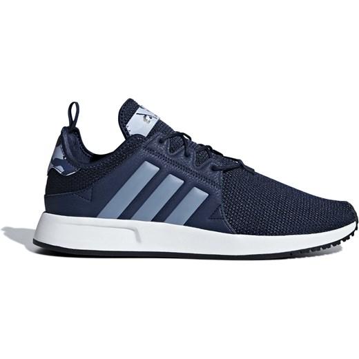 Buty sportowe męskie Adidas x_plr wiązane ze skóry