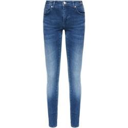 5569438c9e4a73 Jeansy damskie Versace Jeans na zimę