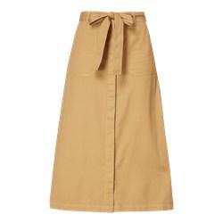 b1051c05 Spódnica żółta Jake*s z bawełny na wiosnę
