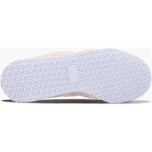 ZMNIEJSZONE O 50% Asics sneakersy damskie białe sznurowane