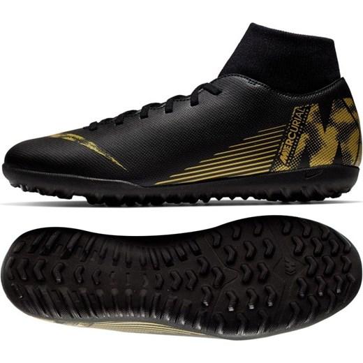 Buty sportowe męskie Nike mercurial wiosenne sznurowane