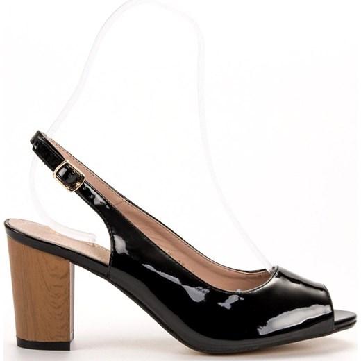 Sandały damskie Buty Goodin ze skÓry ekologicznej letnie