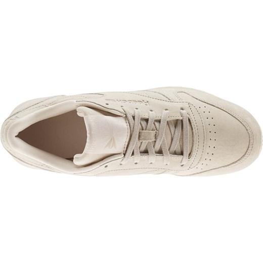 Buty sportowe damskie Reebok klasyczne sznurowane bez wzorów