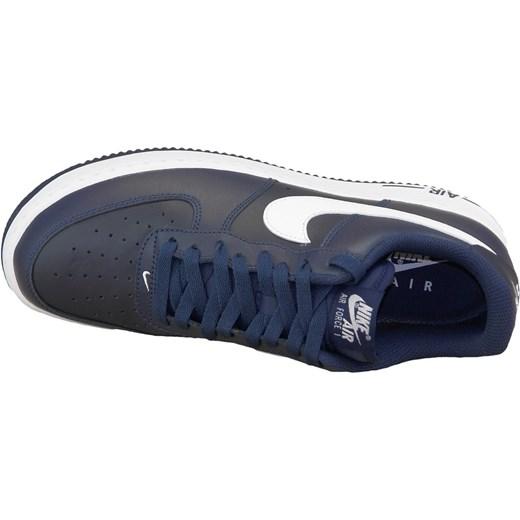 Buty sportowe męskie Nike air force wiązane skórzane