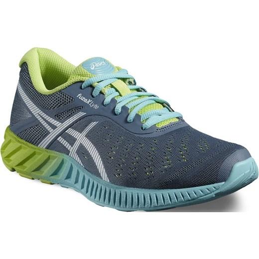 Buty sportowe damskie Asics do biegania fuzex wiązane bez