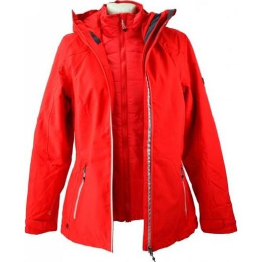 dobrze rozwinięty Regatta kurtka sportowa gładka poliestrowa