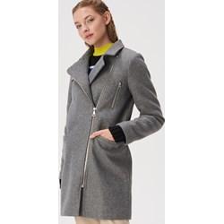 b6f55121 Płaszcz damski Sinsay