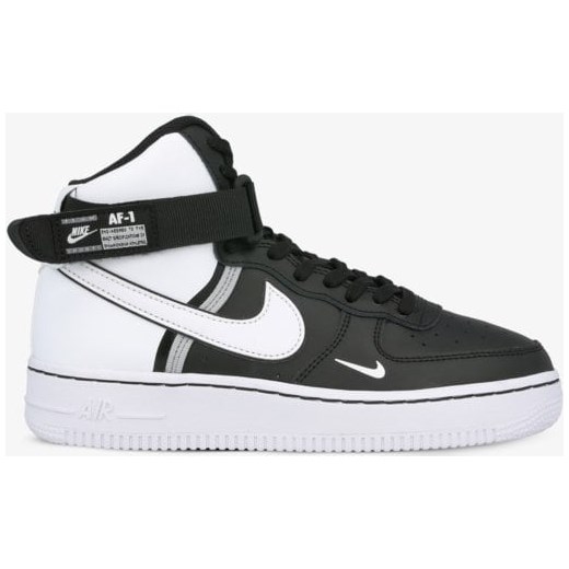 Buty sportowe damskie Nike do biegania air force płaskie sznurowane
