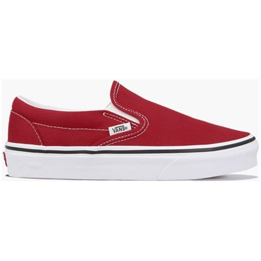 odebrane znana marka na sprzedaż online Trampki damskie czerwone Vans sportowe