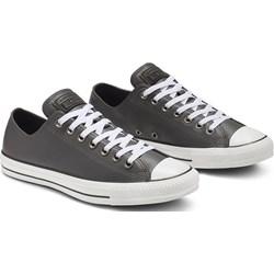 966b1a9b Trampki męskie Converse all star młodzieżowe czarne skórzane