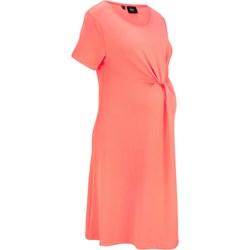 e5b199d3 Sukienka ciążowa Bonprix z jerseyu