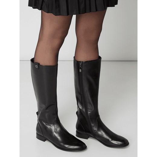 Kozaki damskie Gerry Weber Shoes z zamkiem casual