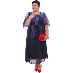Sukienki maxi dla puszystych, modne kolekcje 2020 w Domodi