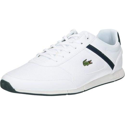 najbardziej popularny o rozsądnej cenie najlepiej sprzedający się Buty sportowe męskie Lacoste na wiosnę białe