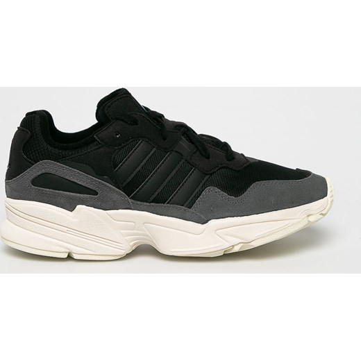 Buty sportowe męskie Adidas Originals sznurowane na wiosnę ze skóry