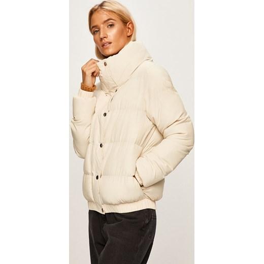 brave soul kurtka damska biała ocieplana