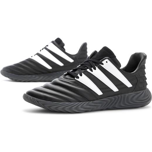 Buty sportowe męskie Adidas skórzane