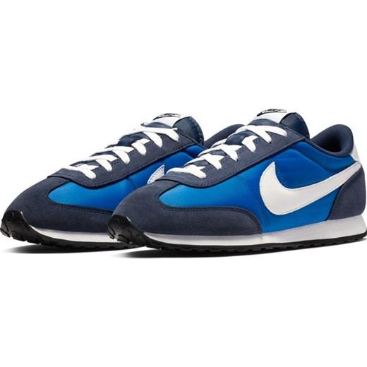 Buty sportowe męskie Nike z zamszu wiązane