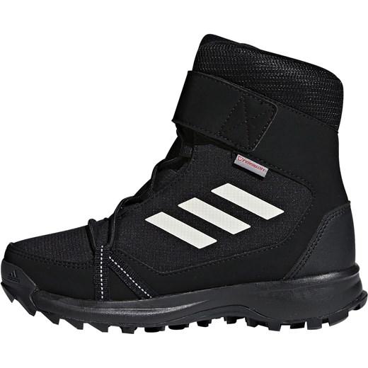 bardzo popularny Zjednoczone Królestwo sklep w Wielkiej Brytanii Buty zimowe dziecięce Adidas na rzepy na zimę