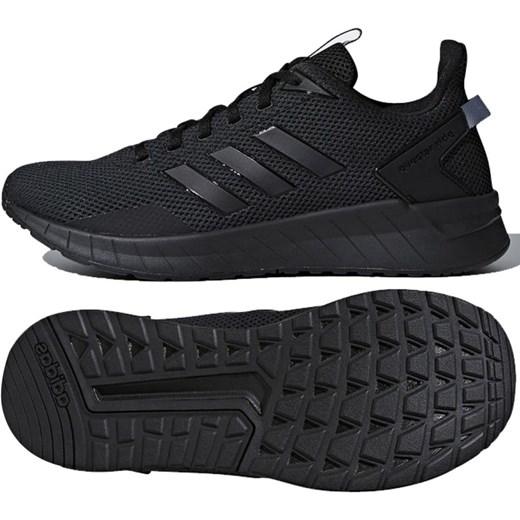 Buty sportowe męskie Adidas czarne www