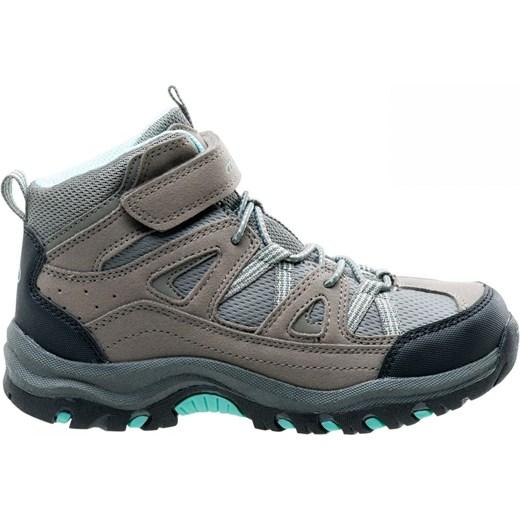 Buty trekkingowe dziecięce Martes Sport gładkie w Domodi
