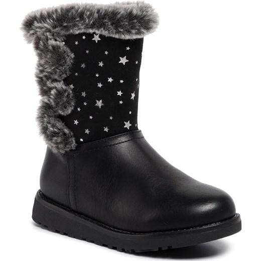 Buty zimowe dziecięce Nelli Blu na zamek kozaki