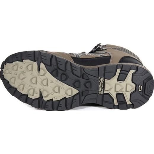 Brązowe buty turystyczne damskie Samaris II | RWF539_37I