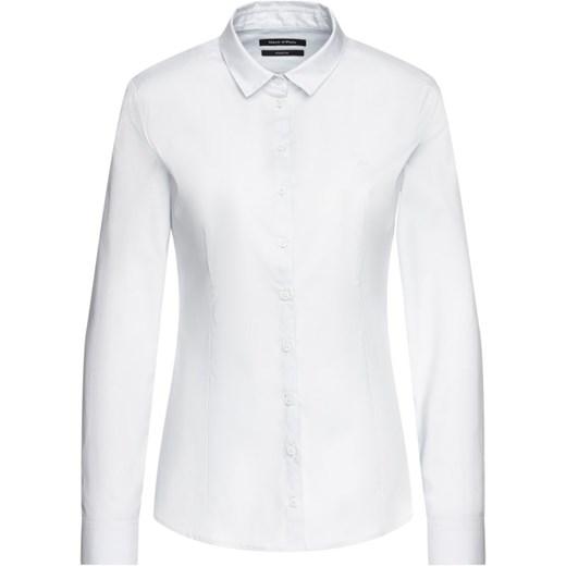 Biała koszula damska Marc O'Polo w Domodi  5PPnx