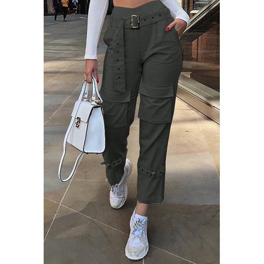 Spodnie dresowe damskie brigitte bardot, wiosna 2020 w Domodi