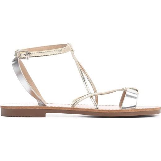 sandały damskie reneesrebrne