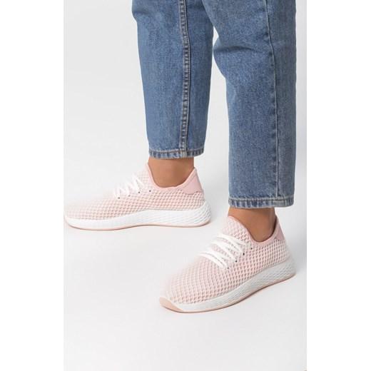 Buty sportowe damskie Born2be do fitnessu młodzieżowe bez wzorów