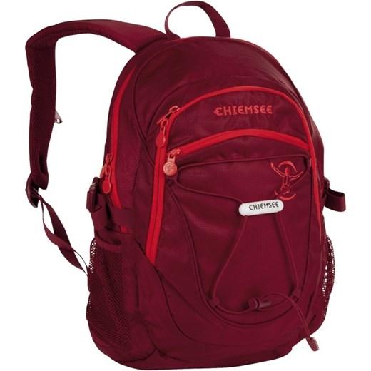 ead6fb76d39b8 Plecak szkolny Chiemsee Venus Solid Rio Red - Plecak szkolny Chiemsee Venus  Solid Rio Red lux4u