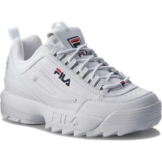 Sneakersy FILA - Disruptor Low White Fila  38 StreetLook